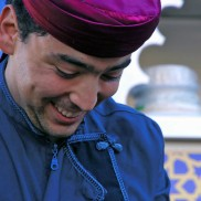 Chef Mohamed Bensaid. Cooking up Moroccan spice and all things nice!