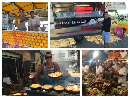 Chef Mo' in Morocco